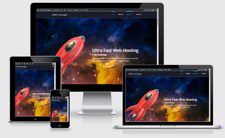 Responsive Website Design Chennai